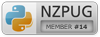 New Zealand Python User Group